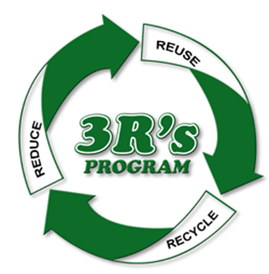3Rs Program logo