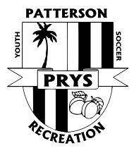 Patterson Recreation Youth Soccer Logo