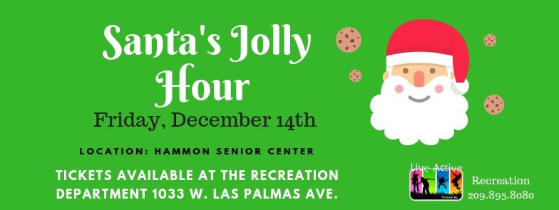 Santa's Jolly Hour 2018