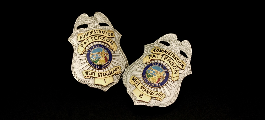 Administration Badges