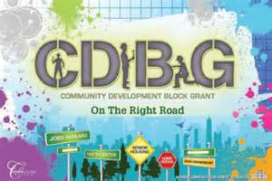 Community Development Bock Grant - On the Right Road