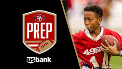 49ers PREP with player