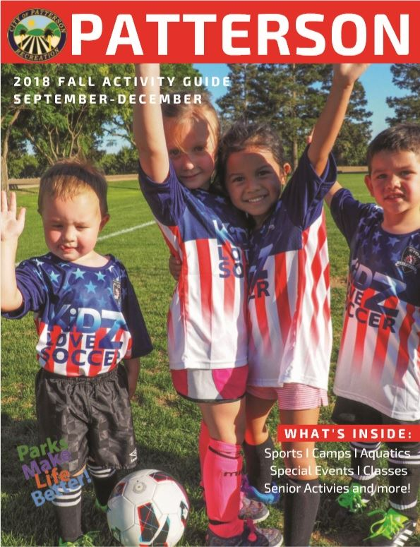 Fall Activity Guide Cover