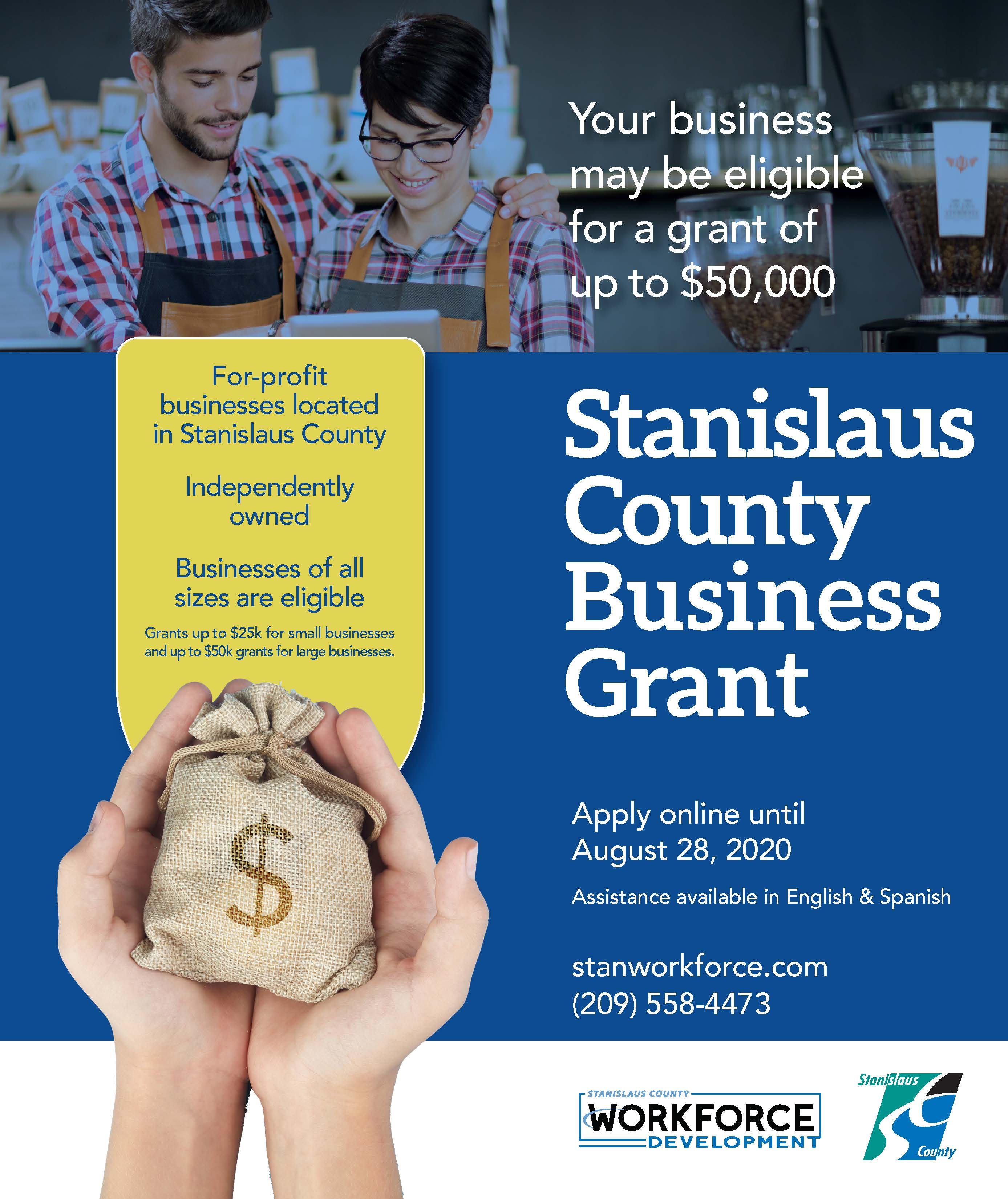 Stanislaus Business Grant_modesto view OP