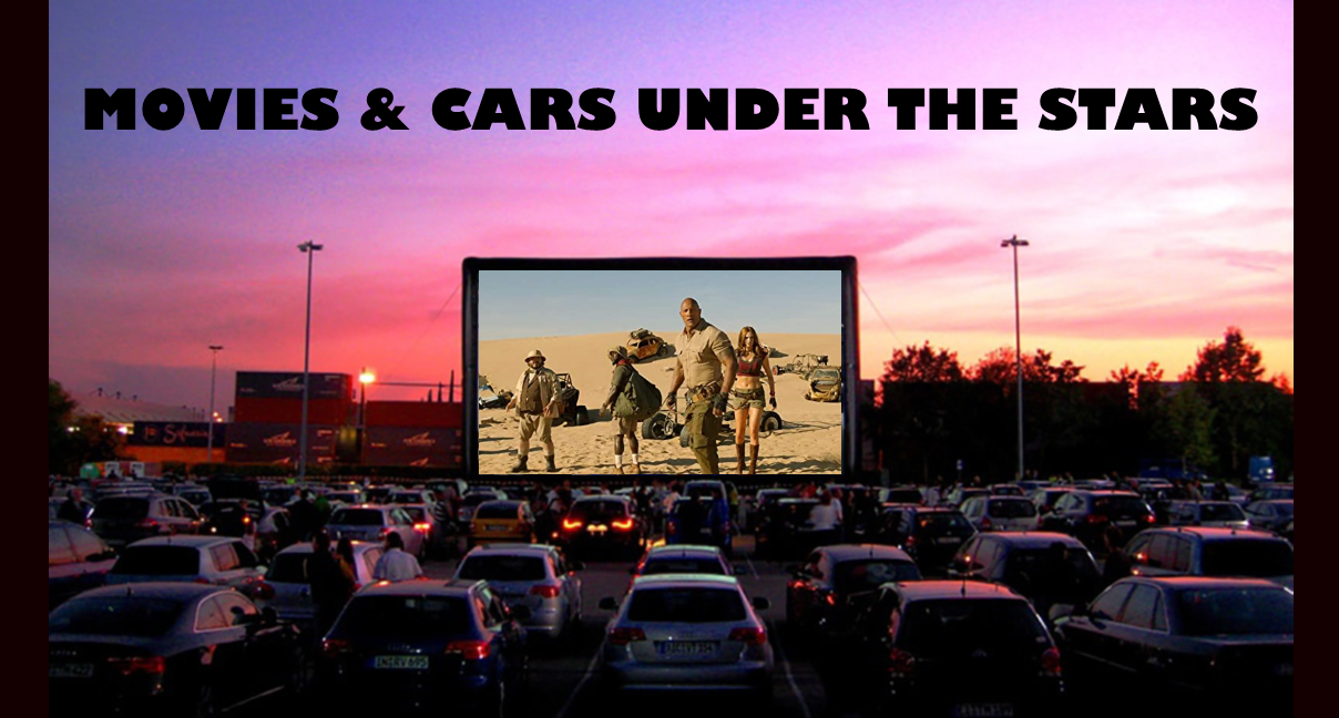 Movies and Cars under the Stars Photo 1