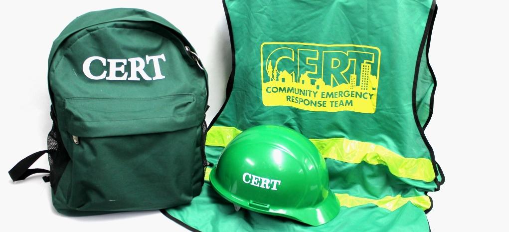 Community Emergency Response Team (CERT) | Patterson, CA